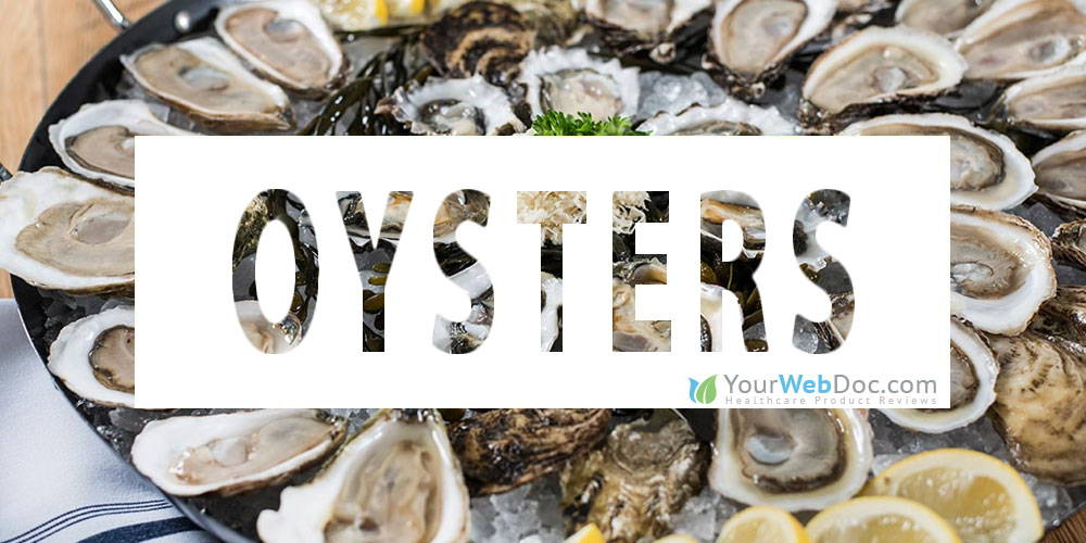 Oysters To Improve Erectile Function